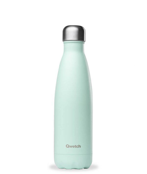 Garrafa Reutilizável Verde Pastel 500ml - Mãe Natureza
